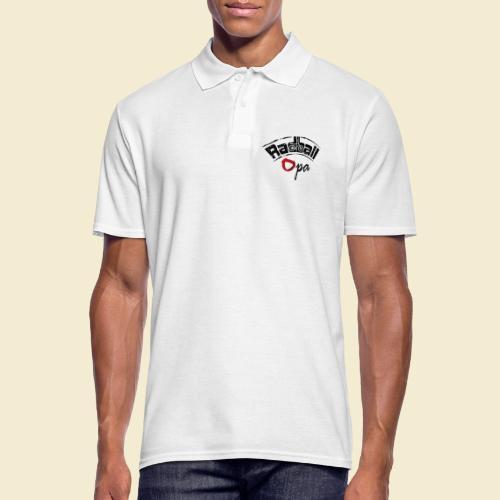 Radball | Opa - Männer Poloshirt