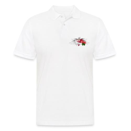 L' Amour - Die Liebe - Männer Poloshirt