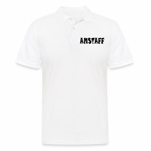 AMSTAFF1 - Männer Poloshirt