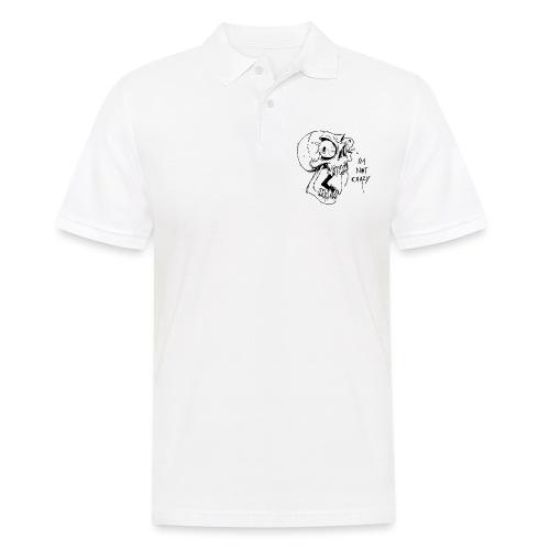 IM NOT CRAZY - Koszulka polo męska