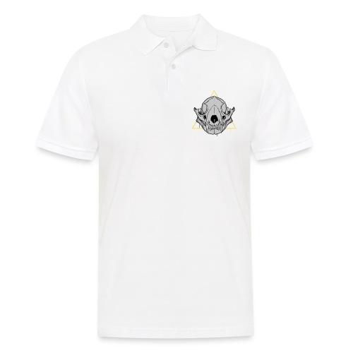 IN TRASH WE TRUST - Koszulka polo męska