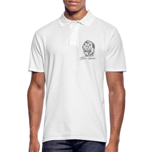 Bear Bowhunter - Männer Poloshirt