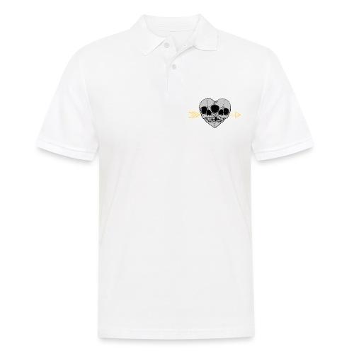 I LOVE MY TWIN - Koszulka polo męska