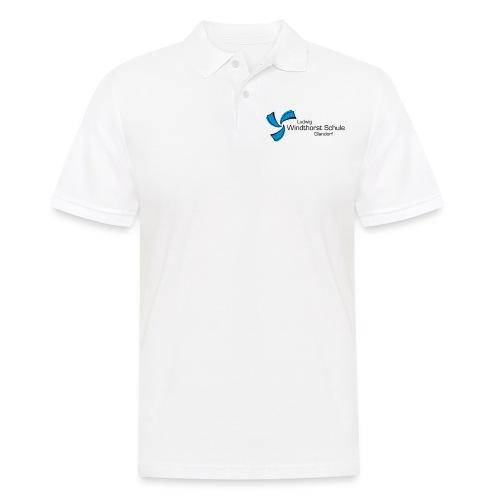 LWS Namenszug - Männer Poloshirt