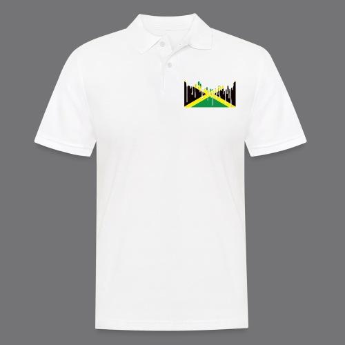 JAMAICAN FLAG Tee Shirts - Men's Polo Shirt
