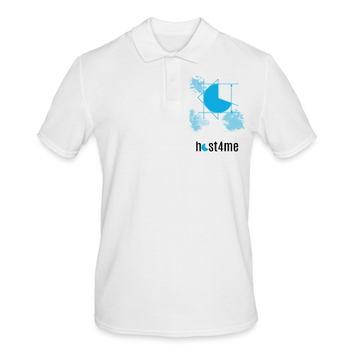 host4me   Business Poloshirt - Männer Poloshirt