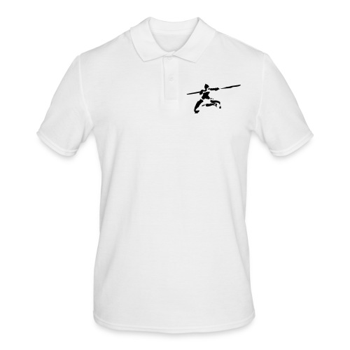 kungfu real ink - Men's Polo Shirt