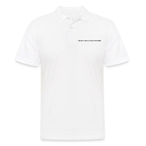 170106 LMY t shirt hinten png - Männer Poloshirt