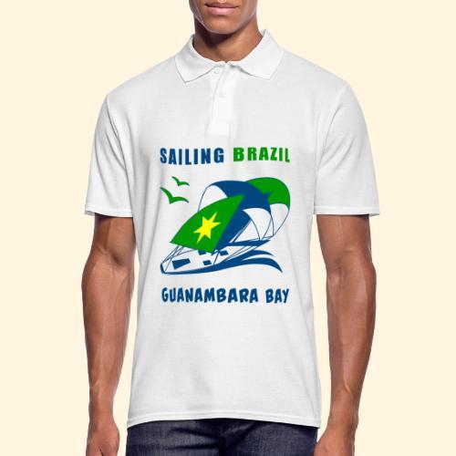 Sailing Brazil - Men's Polo Shirt