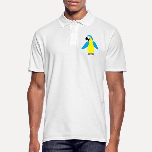 Gelbbrustara - Men's Polo Shirt