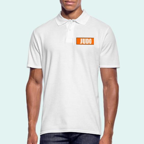 Judo Orange 5. Kyu - Männer Poloshirt
