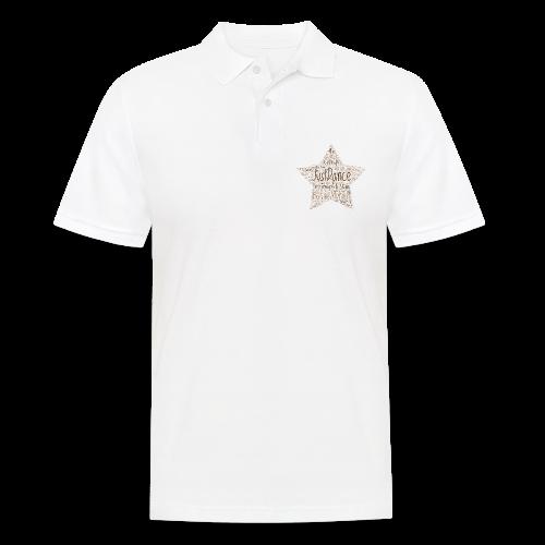 PAS Star Original - Männer Poloshirt