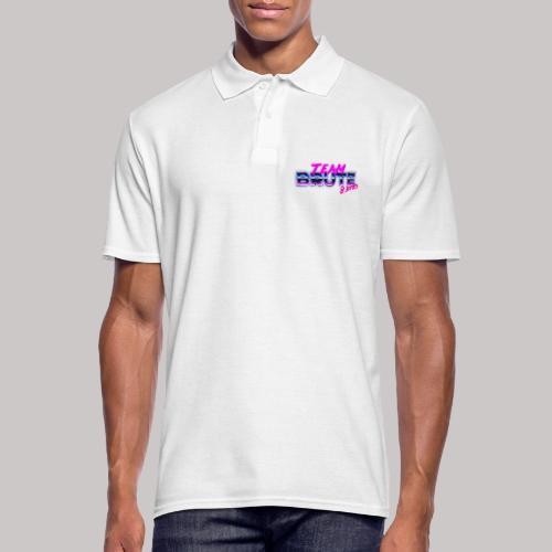 Team BRUTE Neon Pink - Men's Polo Shirt