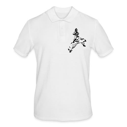 kungfu - Men's Polo Shirt