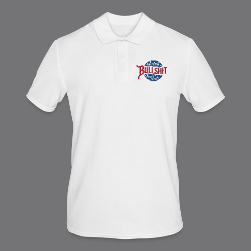 BULLSHIT Tee Shirts - Men's Polo Shirt