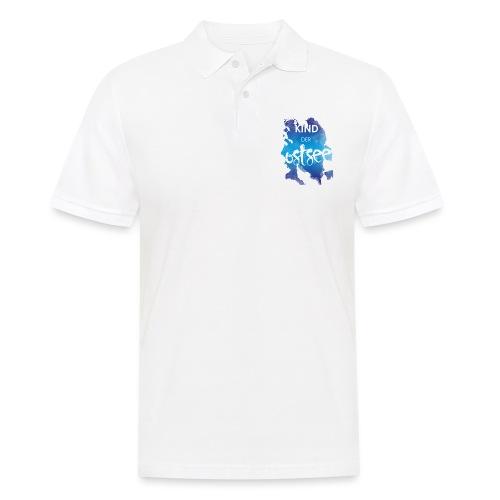 Kind der Ostsee - Männer Poloshirt