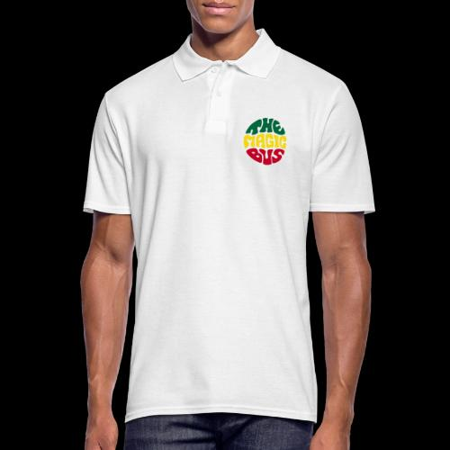 THE MAGIC BUS - Men's Polo Shirt