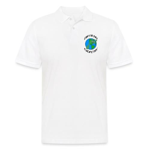Earth Day Every Day - Männer Poloshirt