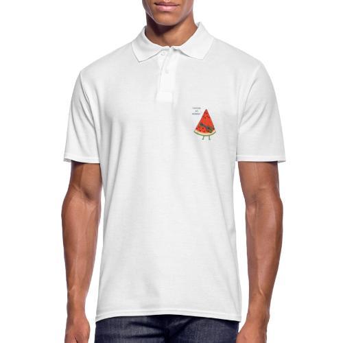 Melone - Männer Poloshirt
