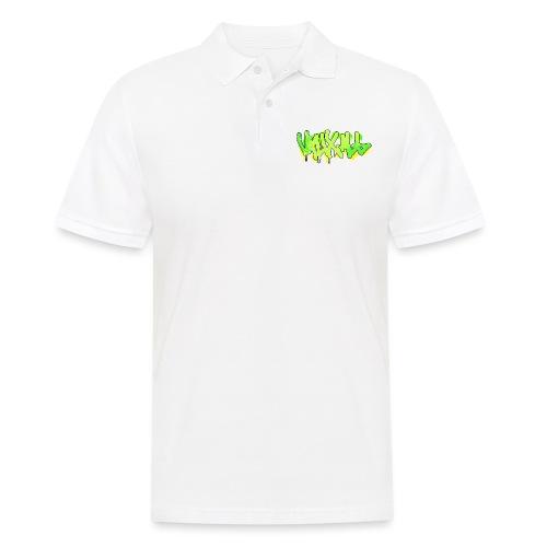 Graffiti   GREEN - Men's Polo Shirt