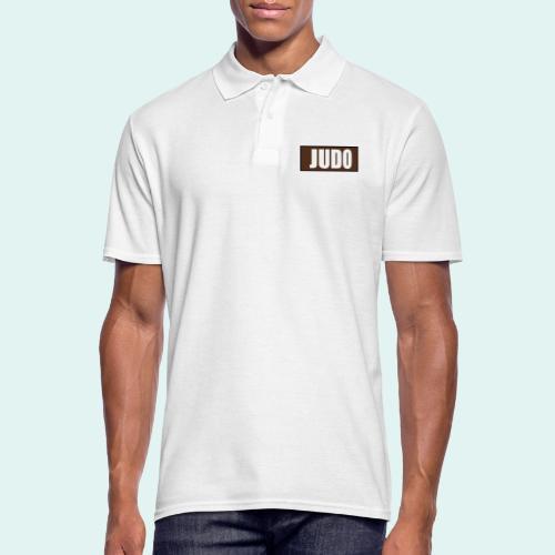 Judo Braun 1. Kyu - Männer Poloshirt