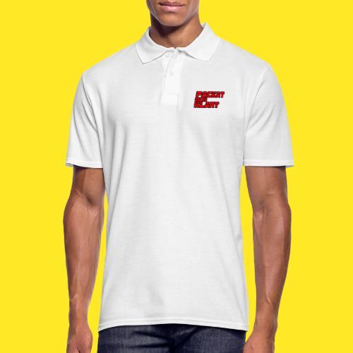 Packat & Klart - Red Logo - Pikétröja herr