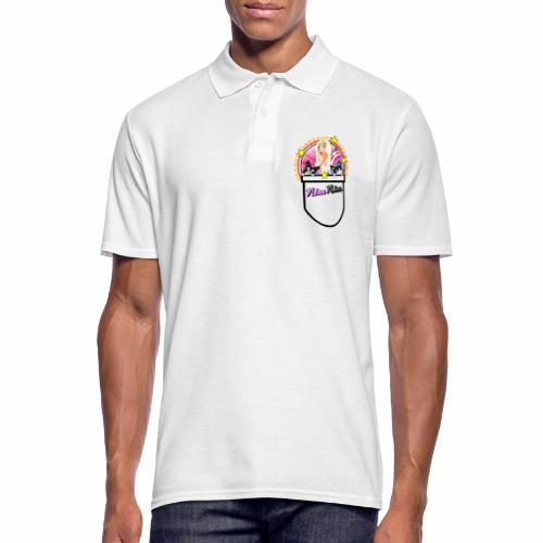 Nina Nice Pocket - Männer Poloshirt