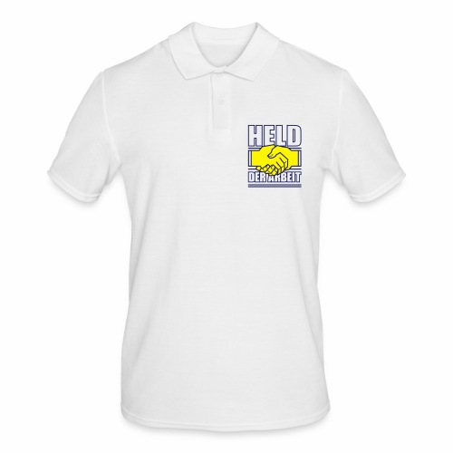 Held der Arbeit - Men's Polo Shirt