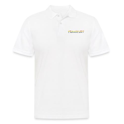 Frankfurt Rainbow #1 - Männer Poloshirt