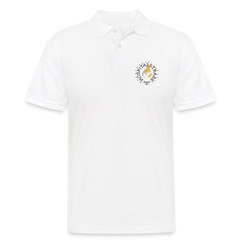 Männer - helle Textilien - Männer Poloshirt