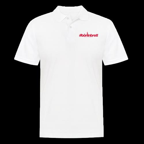 börlinbrett - Männer Poloshirt