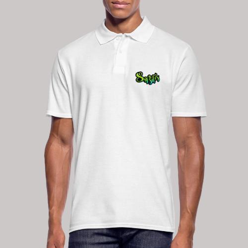 8 Bites Gradient - Men's Polo Shirt