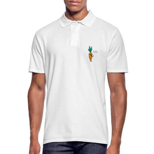 Karotte - Männer Poloshirt