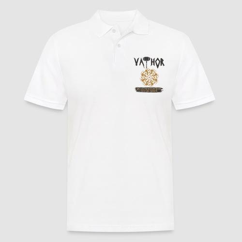 Vathor Vater Vatertag Geschenkidee - Männer Poloshirt