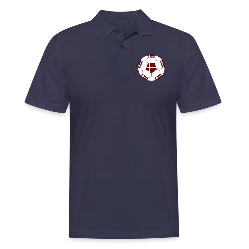 Dänemark Fußball - Männer Poloshirt