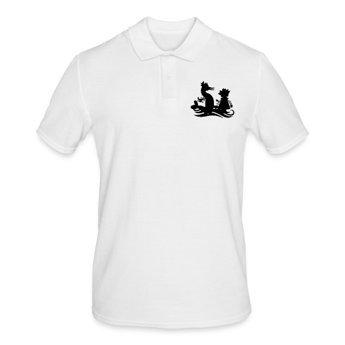 Energiewesen Maretumi - Männer Poloshirt
