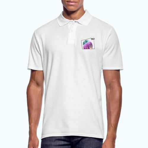 WHAT? Comic Design - Men's Polo Shirt