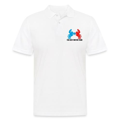 Najlepszy zespół motocyklistów - Koszulka polo męska