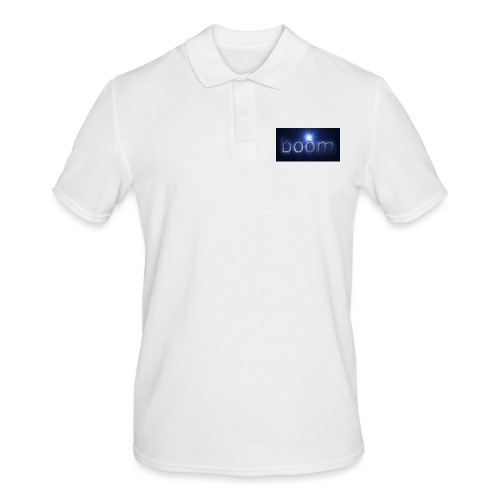 BOOOM - Koszulka polo męska