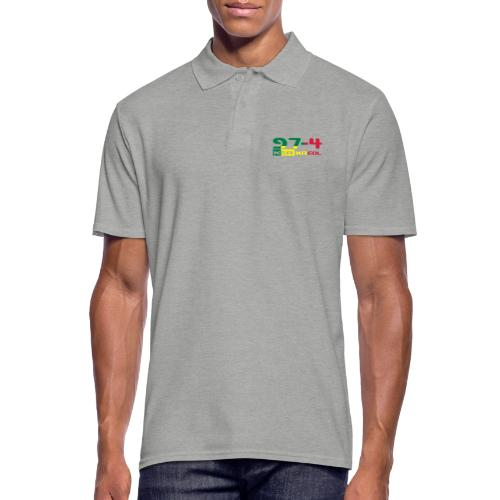 974 ker kreol Rastafari - Polo Homme