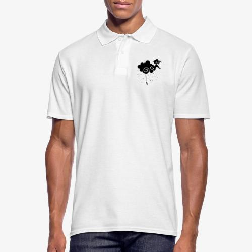 Dreaming in the clouds - Men's Polo Shirt