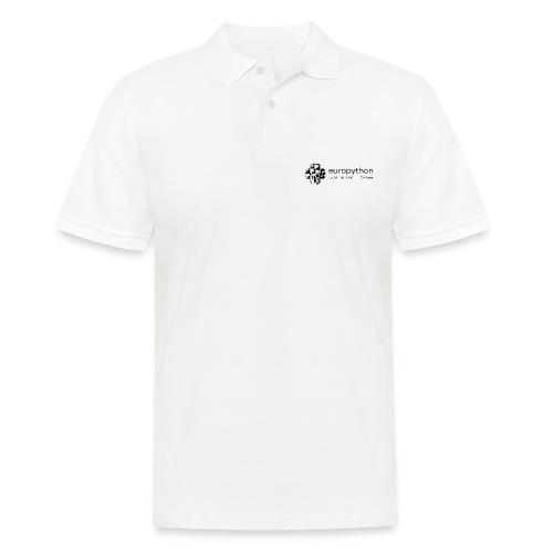 EuroPython 2020 - Black Logo - Men's Polo Shirt