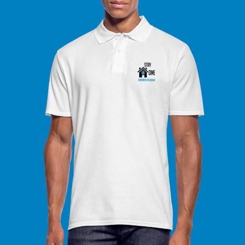 #StayHomeGrabenNeudorf - Männer Poloshirt