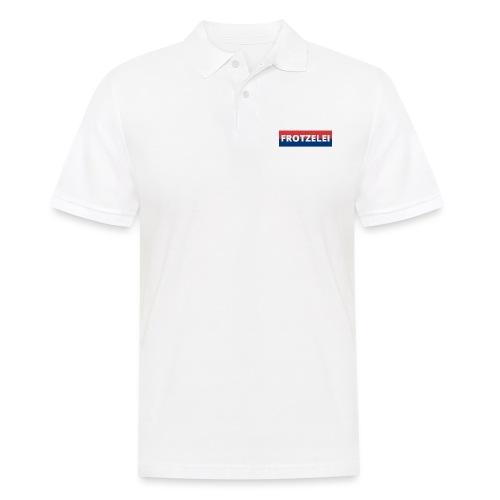 FROTZELEI - Polizeikontrolle Geschenk Autofahrer - Männer Poloshirt