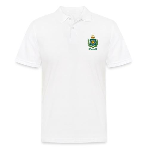 Império do Brasil - Poloskjorte for menn