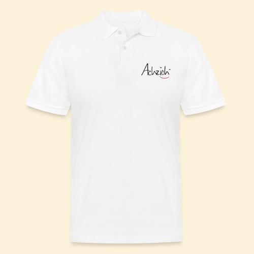 Achzig - Männer Poloshirt