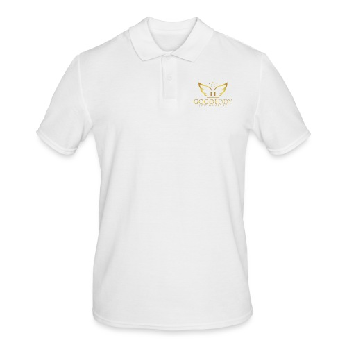 GoGo Eddy Gold Merchandise - Men's Polo Shirt