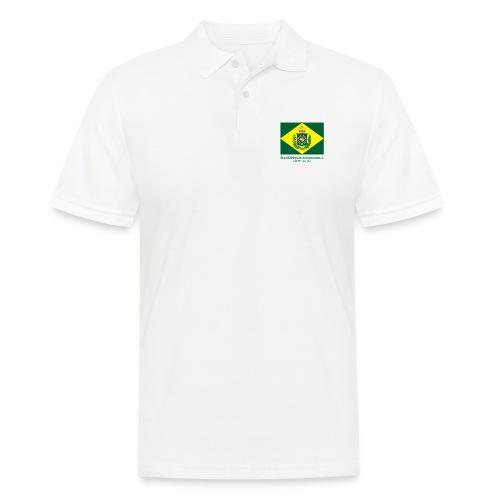 Brazil 200 years independence - Poloskjorte for menn
