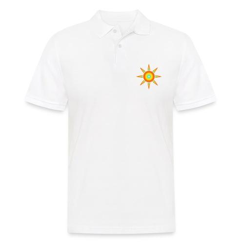 Strahlstern - Männer Poloshirt