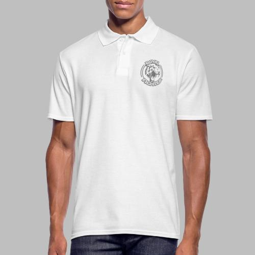 ROYAL FIGHTER einfarbig - Männer Poloshirt